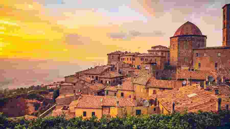 Toscana, que fica em região rural da Itália  - Getty Images