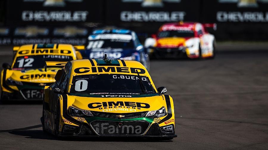 Chevrolet na Stock Car - Divulgação