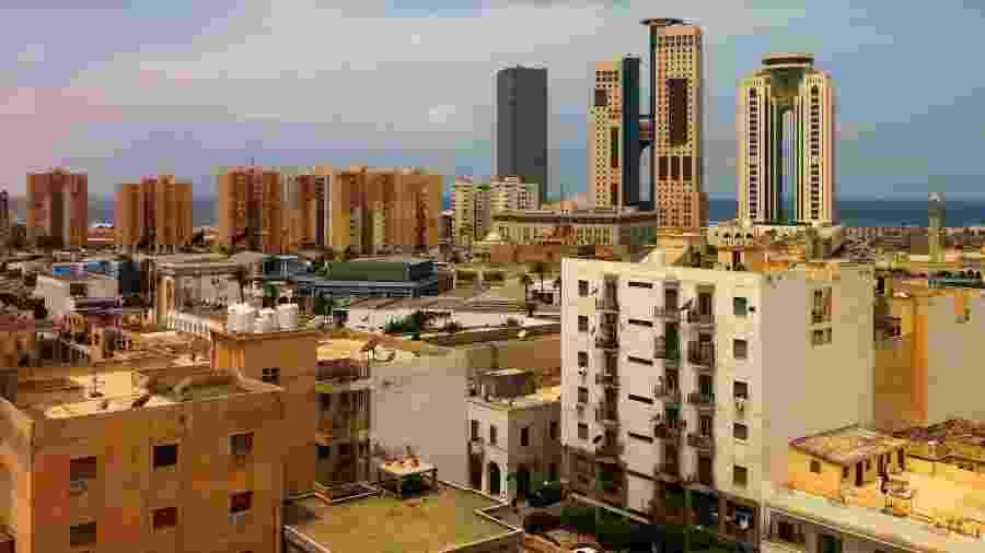 Tripoli, capital e cidade mais populosa da Líbia, na África  - iStock
