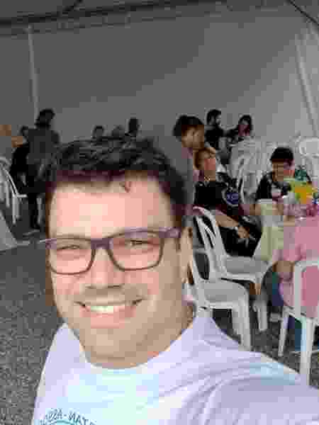 Advogado Inácio Tanchella Nandi será voluntário no Dia de Doar - Divulgação/Dia de Doar