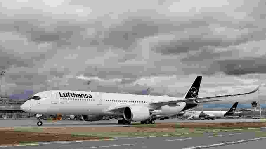 Airbus A350-900 - Divulgação