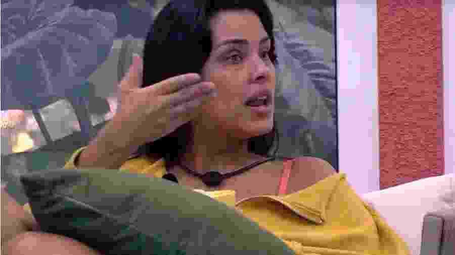 BBB 20: Ivy explica votos em Babu - Reprodução/Globo