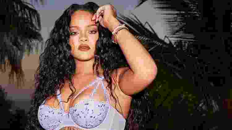 Rihanna foi citada por Bruna Marquezine como uma de suas inspirações - Reprodução/Instagram - Reprodução/Instagram