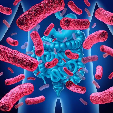 Risco pulmonar é maior quando há excesso de fungos nos primeiros meses de vida - iStock