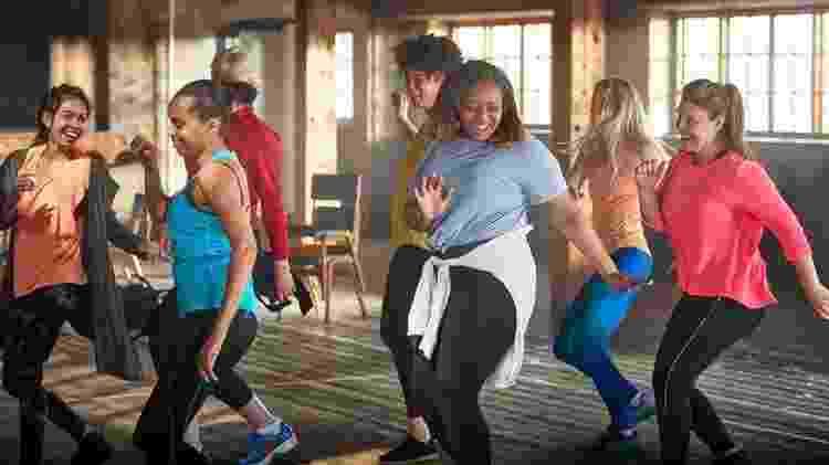 Dançar é um exercício excelente para restabelecer o equilíbrio - GETTY IMAGES - GETTY IMAGES