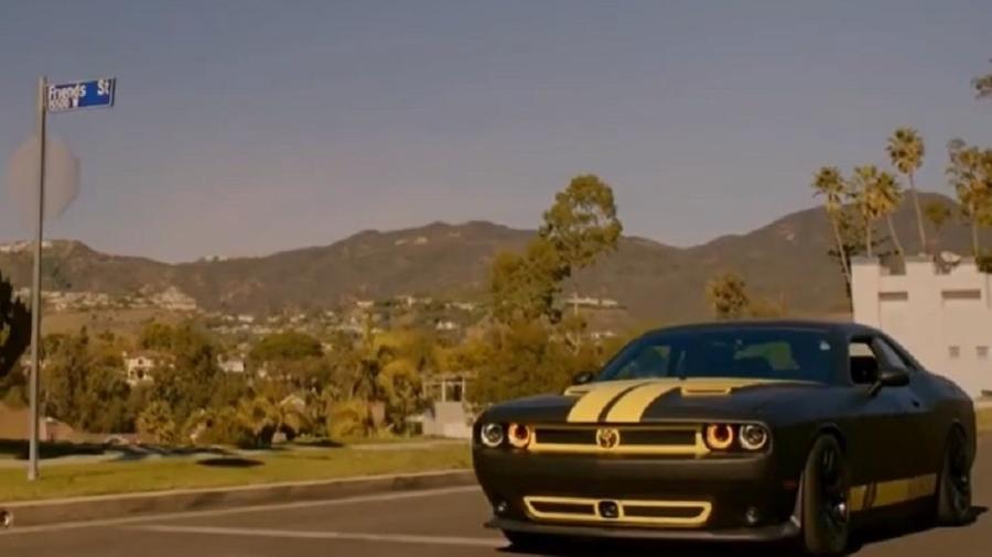 Dodge Challenger 2009 - Divulgação
