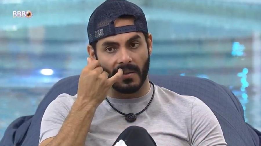 BBB 21: Rodolffo e Fiuk falam sobre participação no reality show - Reprodução/Globoplay