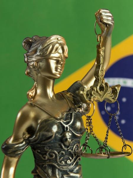 Justiça no Brasil - solidcolours/Getty Images/iStockphoto