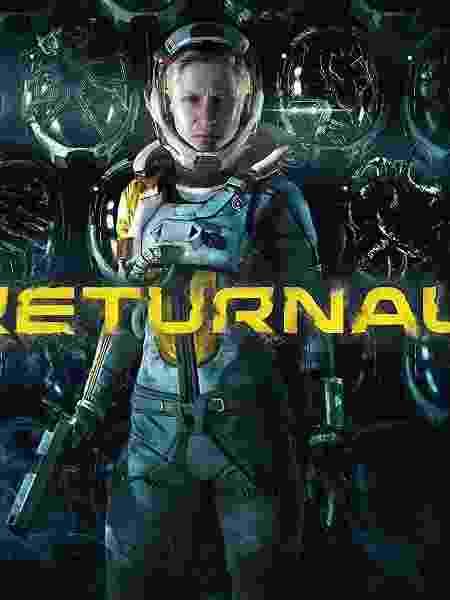 Returnal game exclusivo ps5 - Divulgação/Sony - Divulgação/Sony