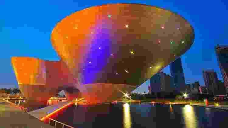 Alguns dos melhores arquitetos e designers urbanos do mundo participaram do projeto da cidade - Getty Images - Getty Images