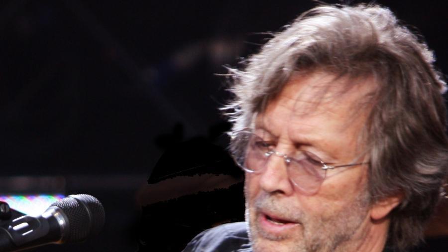 Eric Clapton se posicionou contra as medidas de contenção da covid-19 - Creative Commons