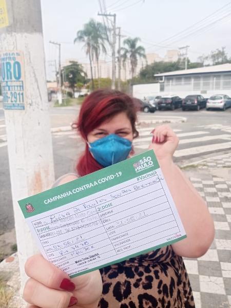 Luísa de Paula Souza Bernardi, 29, apelar para o mutirão do Saúde sem Gordofobia - Acervo pessoal