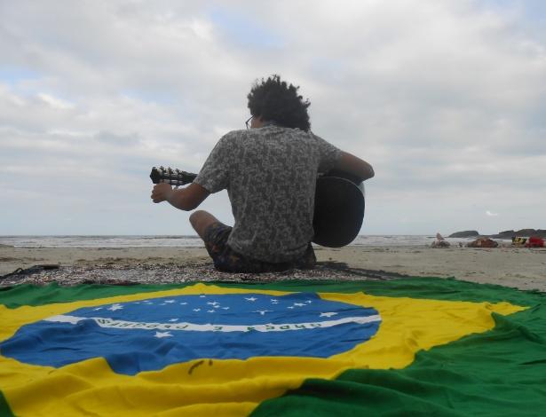 Adam Smith passou seis meses no Brasil - Divulgação