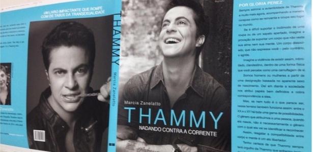 """Thammy lança sua biografia """"Nadando Contra a Corrente"""" em setembro na Bienal do Livro do Rio de Janeiro"""