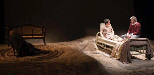 """""""Uma Espécie de Alasca"""" tem texto do nobel Harold Pinter, inspirado na obra de Oliver Sacks - Leekyung Kim"""