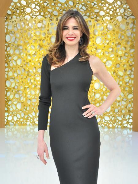 """Luciana Gimenez, apresentadora dos programas """"SuperPop"""" e """"By Night"""", da RedeTV - Fernanda Simão /RedeTV"""