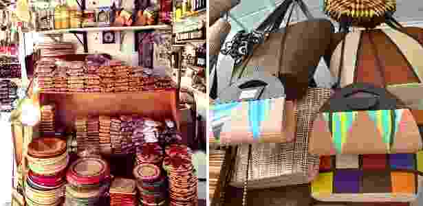 Mercado Municipal O mais famoso mercado local, pertinho do Centro Dragão do Mar, é um galpão com diversos andares de estandes de artesanato, comidas e bebidas. Tem roupas e toalhas de renda, literatura de cordel, bolsas de palha, redes coloridas, cachaças aromatizadas e muita castanha de caju, tudo a um preço justo. - Adriana Terra/UOL - Adriana Terra/UOL
