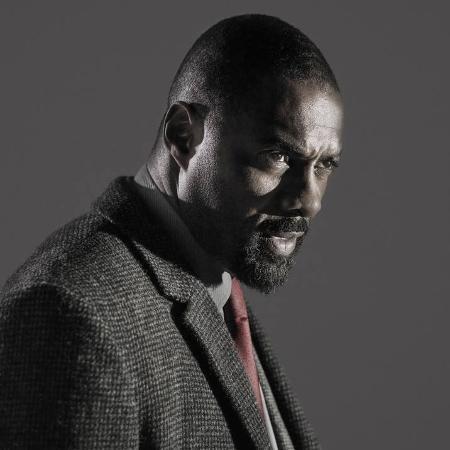Idris Elba no papel de Luther - Divulgação