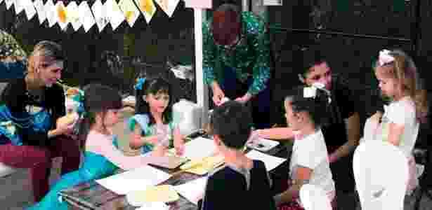 Crianças têm à disposição diversas atividades culturais e gastronômicas ao longo do final de semana - Divulgação/Alexsandra Manchini Schlucking