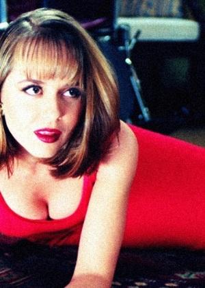 """Gabriela Spanic, estrela de """"A Usurpadora"""", exibida no SBT em 1999 - Divulgação/SBT"""