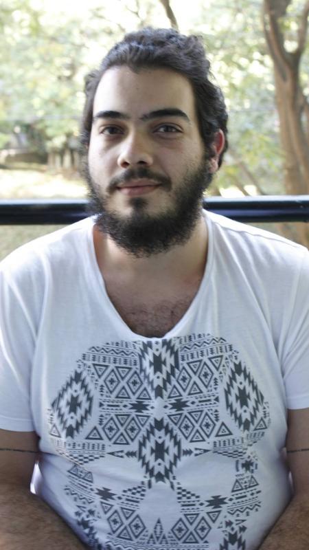 Iran Giusti, 27, abriu, inicialmente, a própria casa para jovens LGBT desabrigados, mas decidiu criar projeto maior - Divulgação