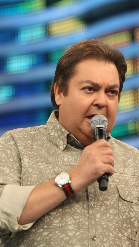 """Faustão alfineta TSE e critica """"país rachado"""" - Reprodução"""