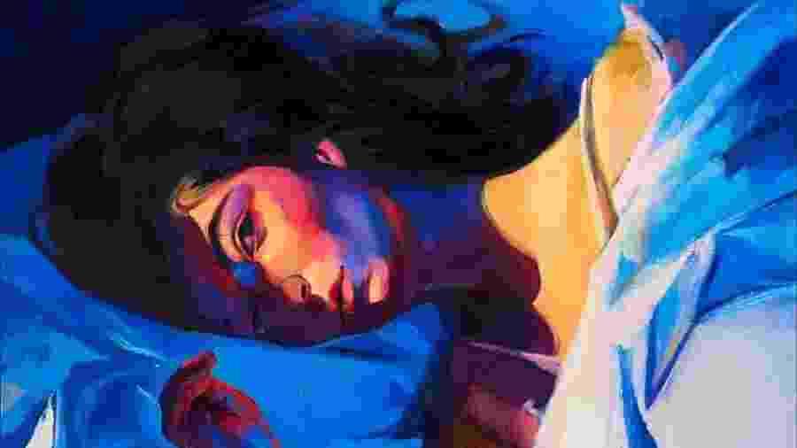 """Capa do novo álbum da Lorde, """"Melodrama"""" - Divulgação"""