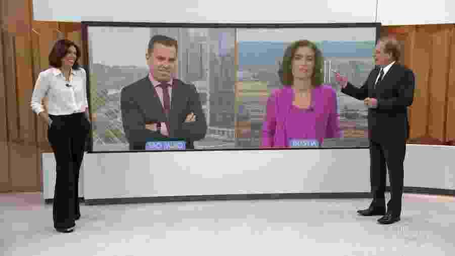 Reprodução/TV Gloo