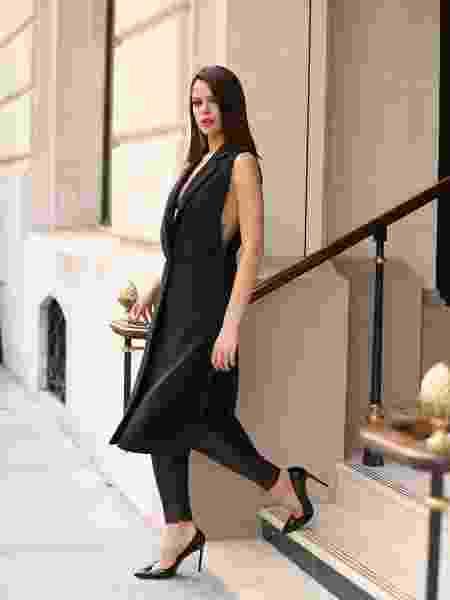 Bruna Marquezine na Semana de Moda de Paris - Leo Faria/Divulgação