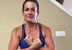 Mulher supera ansiedade pós-parto e perde 27 quilos - Reproduação/DailyMail