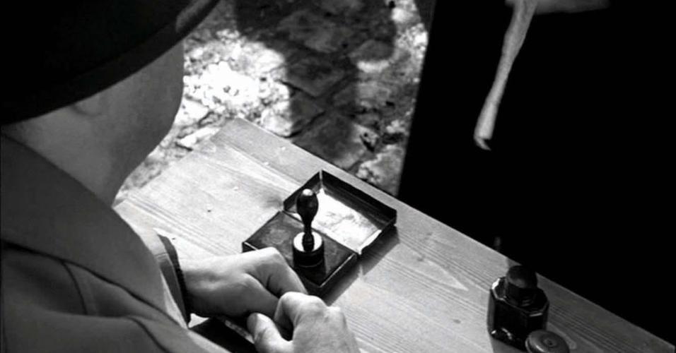 """Cena de """"A Lista de Schindler"""" (1993)"""