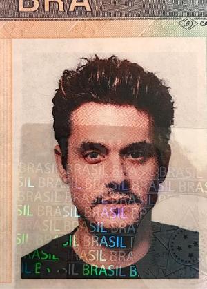 John Mayer posta foto do visto brasileiro dias antes de vir ao país para 5 shows