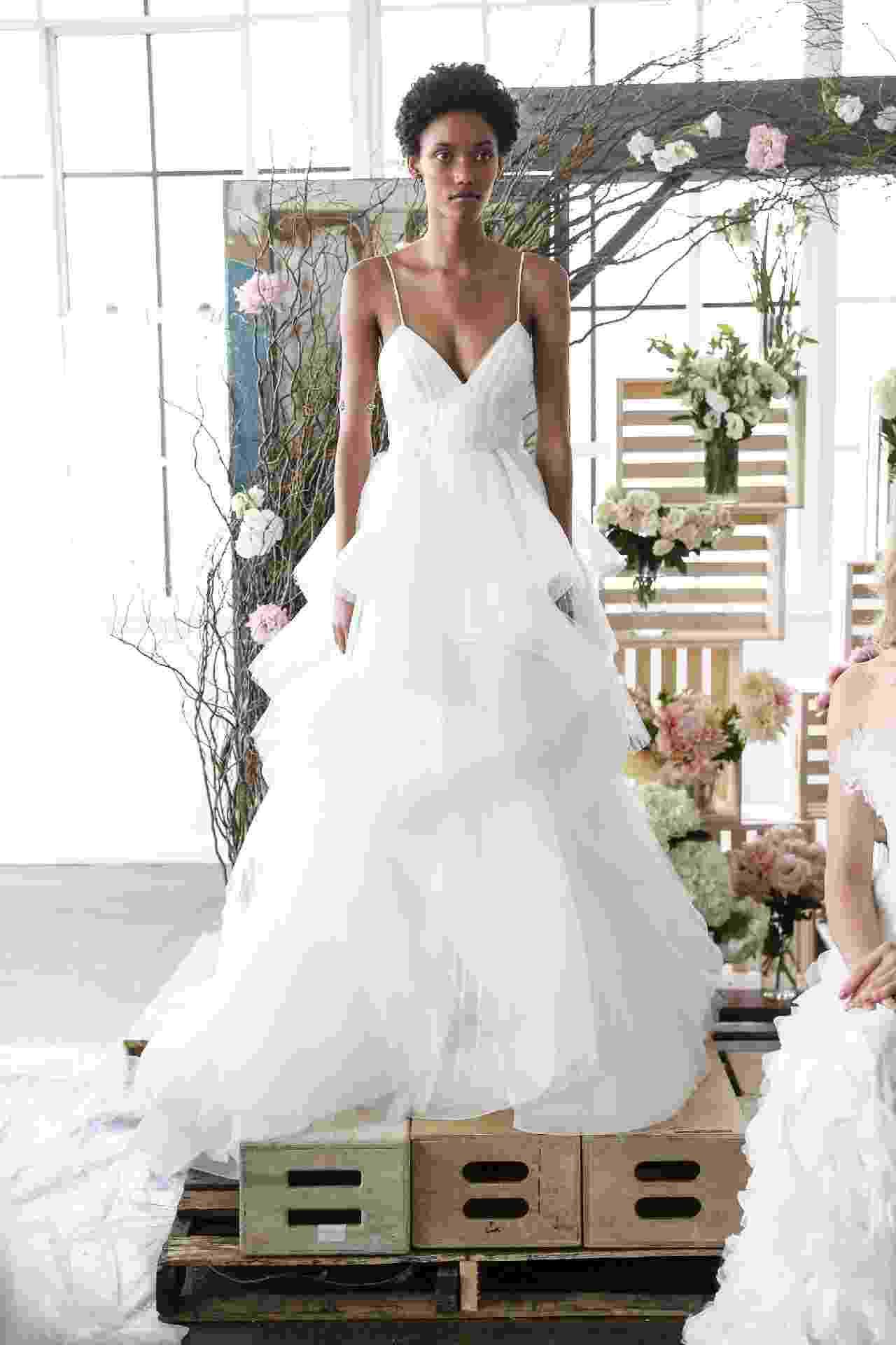 Bridal Fashion Week 2018 - Marchesa - Getty Images