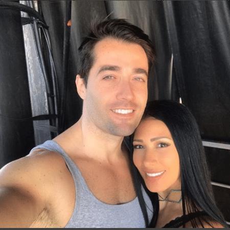 Simaria e o marido, Vicente - Reprodução/Instagram/simaria