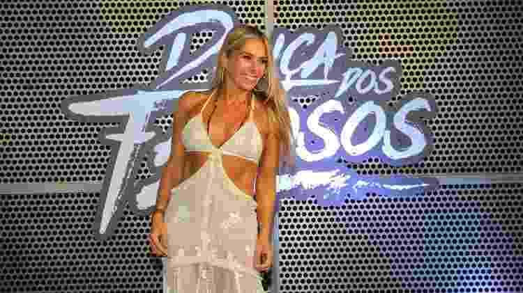 """Adriane Galisteu participou da """"Dança dos Famosos"""", quadro do Faustão - Samuel Chaves/Brazil News - Samuel Chaves/Brazil News"""
