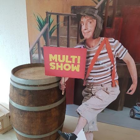 """Multishow adquire direitos de exibição do seriado """"Chaves"""" - Reprodução/Twitter"""