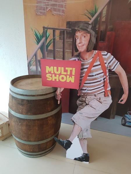 """Multishow adquiriu direitos de exibição do seriado """"Chaves"""" - Reprodução"""