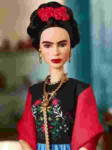 Barbie Frida Kahlo - Divulgação - Divulgação