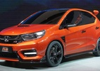 """Small RS Concept antecipa """"Onix da Honda"""" para mercados emergentes - Divulgação"""