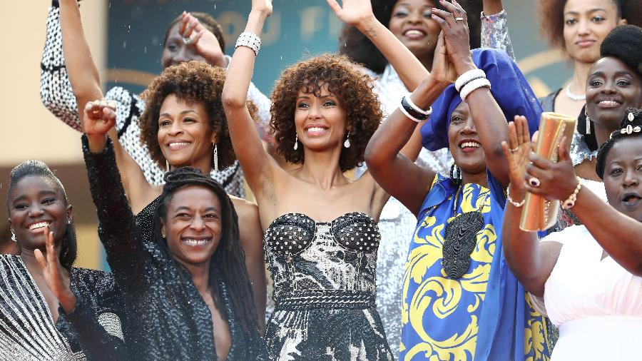 Cannes mulheres negras atrizes - Getty Images
