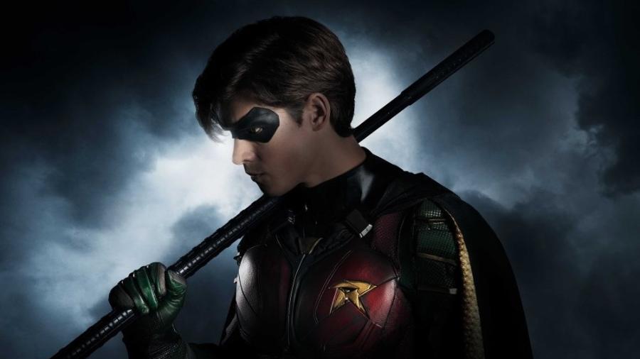 """Imagem de """"Titans"""", nova série da DC - Divulgação"""