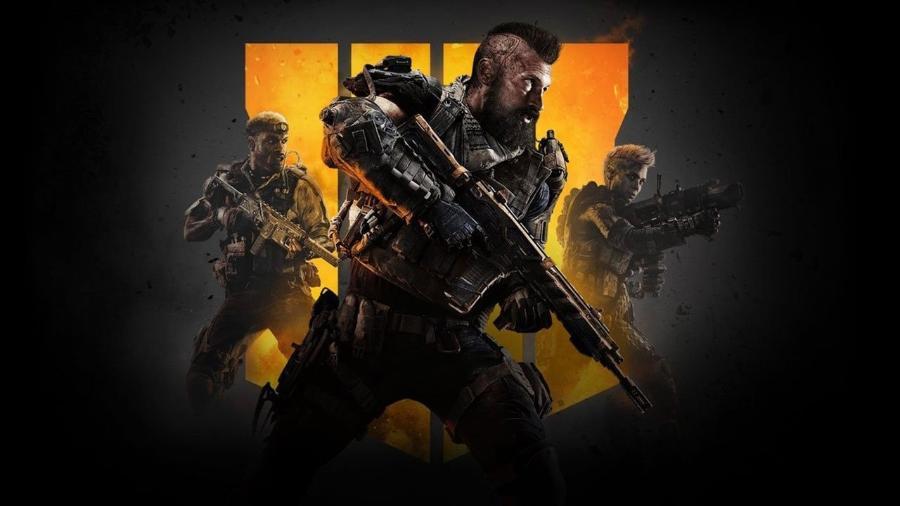 """""""Call of Duty: Black Ops 4"""" continua vendendo muito bem em todo o mundo. - Divulgação"""