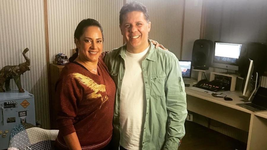 Silvia Abravanel reencontra Wendel Bezerra, seu ex-namorado - Reprodução/Instagram/wendel_bezerra