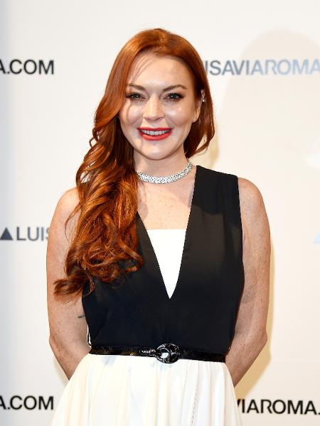 Lindsay Lohan - Getty Images