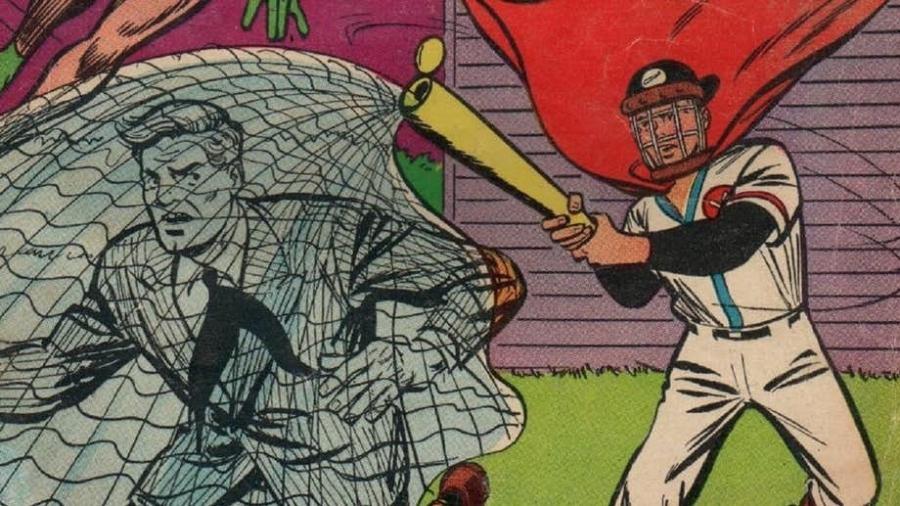 """O Batman faz sua estreia em """"Batman #90"""", lançado em 1954 - Reprodução"""