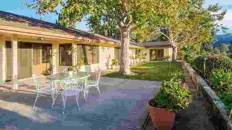 Casa de Mac Miller poder ser alugada por US$ 9,5 mil - Reprodução - Reprodução