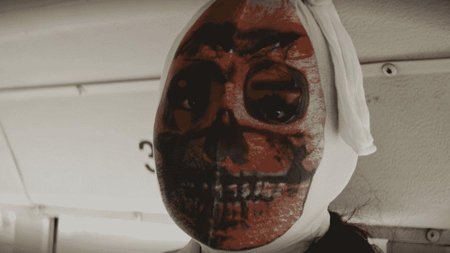 Slipknot - cena do clipe All Out Life - Reprodução