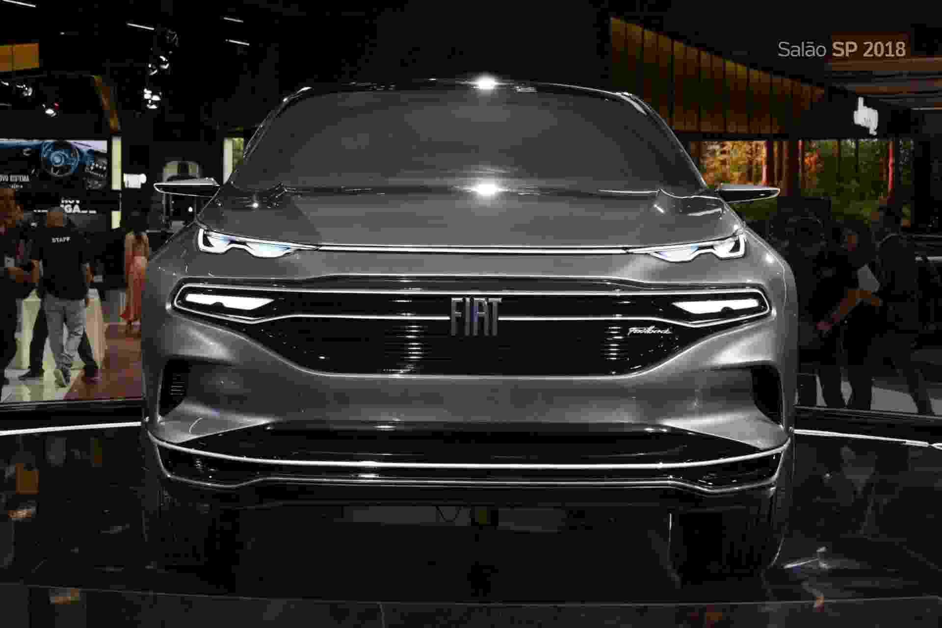 Fiat Fastback Concept - Murilo Góes/UOL