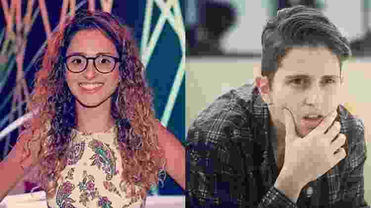 Carol Duarte - Reprodução/ Instagram e Globo - Reprodução/ Instagram e Globo