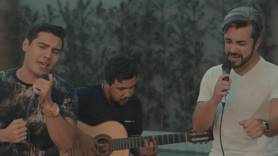 """Dupla Neto & Zanotti lança novo clipe da música """"Dois Sem Vergonhas"""" - Divulgação"""